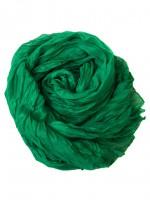 Шарф жатый Зеленый