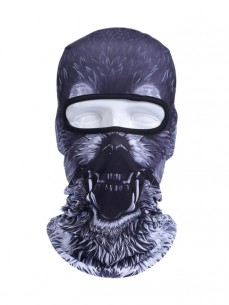 Балаклава Пёс Черный