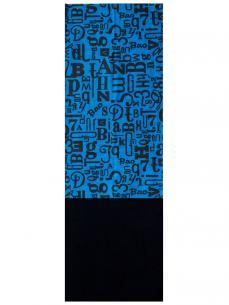 Баф Алфавит Синий 2