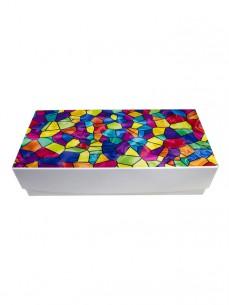 Коробка L Шелк