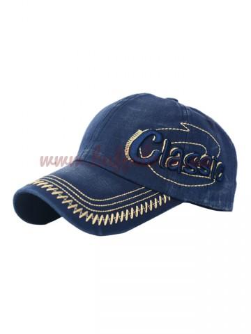 Бейсболка Classic Синяя